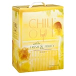 Chill Out Fresh & Fruity Chardonnay Weißwein trocken 13% BaginBox 3,0l