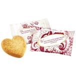 Coppenrath - Tassen-Portionen Cookie-Herzen Vanille Gebäck Kekse - 200er/1kg