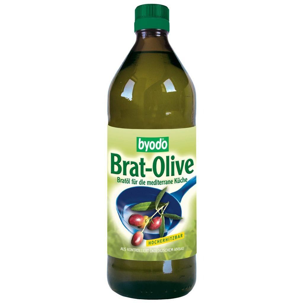 Byodo Bio Brat-Olive Speiseöl 750ml
