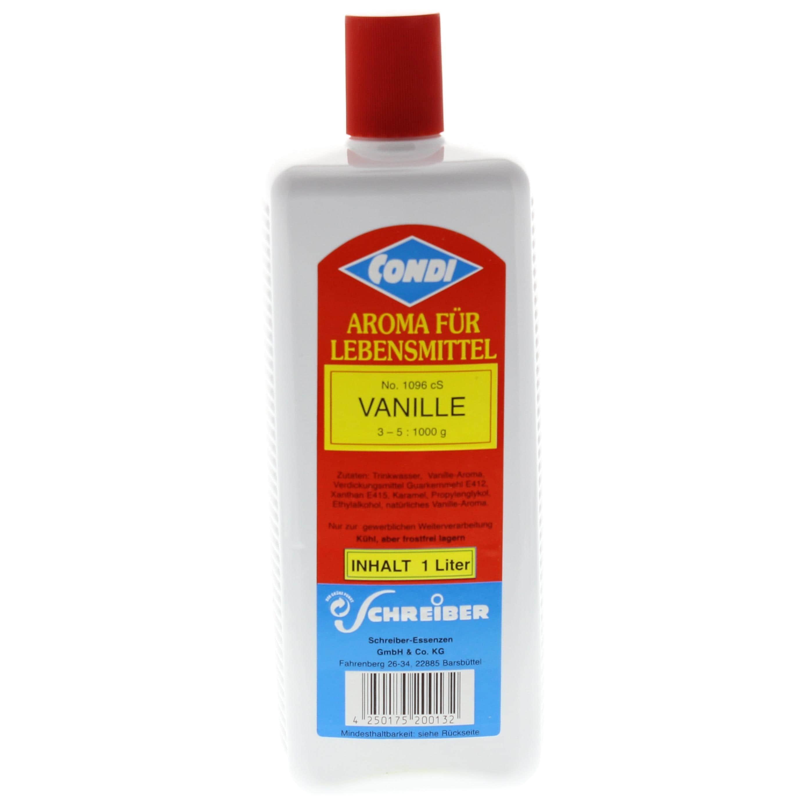 Condi - Vanille Aroma - 1l