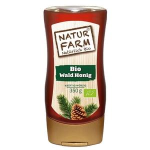 Natur Farm Bio Waldhonig Tube kräftig-würzig 350g