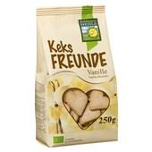 Bohlsener Mühle Bio Keks-Freunde Vanille Süßgebäck 250g