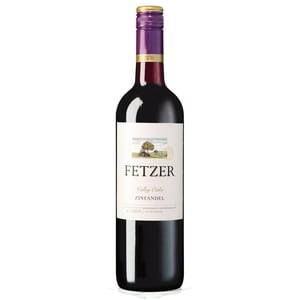 Fetzer Zinfandel Rotwein trocken Primitivo Kalifornien 13,5% 0,75l