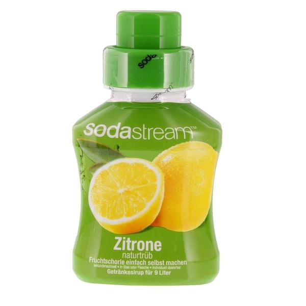 SodaStream Zitrone naturtrüb Getränkesirup 375ml