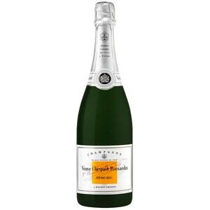 Veuve Clicquot Demi Sec Champagner 12% 0,375l