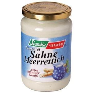 Scandia - Gourmet Sahne Meerrettich - 680g
