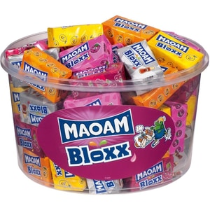 Haribo - Maoam Bloxx Kaubonbons - 50St/1,1kg