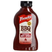 French's BBQ Sauce Louisiana Hot & Spicy Grillsauce scharf 330ml