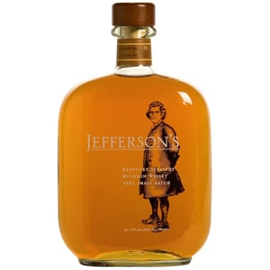 Jefferson's Bourbon Whiskey 0,7l