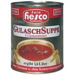 Hesco - ungarisch Gulaschsuppe - 850ml