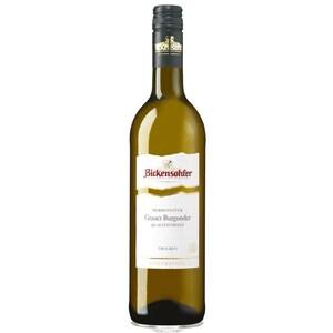 Bickensohler Herrenstück Grauer Burgunder QbA Weißwein trocken 12% 0,75l