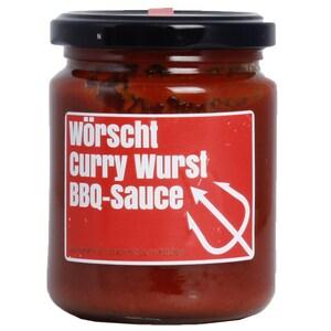 DevilsEye - Wörscht Curry Wurst BBQ-Sauce - 250ml
