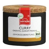 Hartkorn Bio Curry Oriental Gewürzmischung 60g