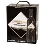 Diamond Hill Shiraz Merlot Rotwein 13,5% BaginBox 3,0l