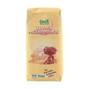 Grell Bio Dinkelvollkornmehl 1kg