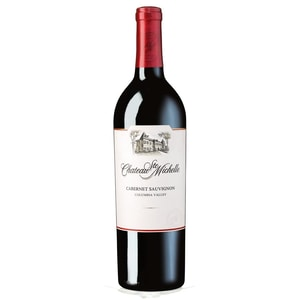 Chateau Ste. Michelle Cabernet Sauvignon Rotwein trocken Columbia Valley 13,5% 0,75l