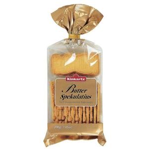 Kinkartz - Butterspekulatius Weihnachtsgebäck Kekse - 200g