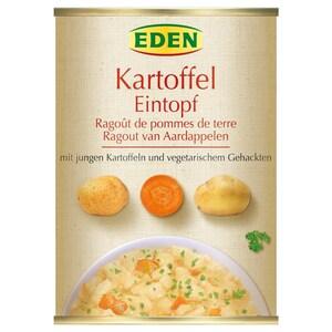 Eden Bio Kartoffel Eintopf 560g