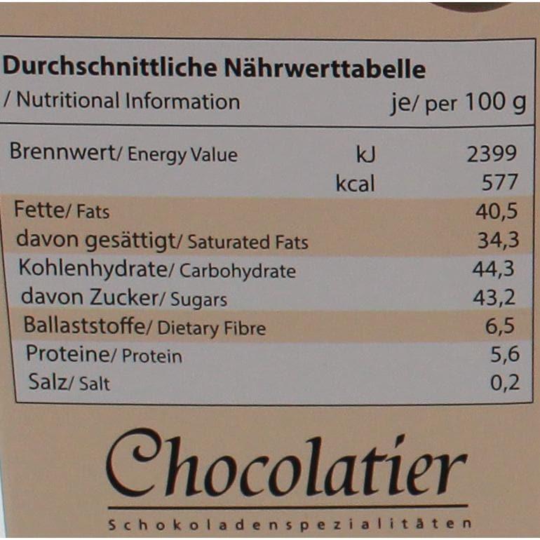 Chocolatier - Truffes Cappuccino - Kakaotrüffel - 250g