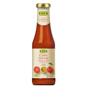 Eden - Bio Curry Ketchup vegan - 450ml