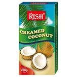 RISH - Creamed Coconut 100% - 200g Kokoscreme Kokonusscreme