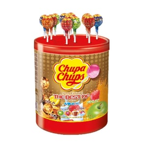 Chupa Chups - The Best Of Lollipops Lollies - 50St