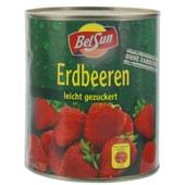 BelSun Erdbeeren leicht gezuckert 300g