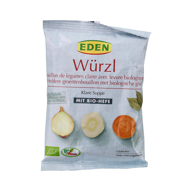 Eden Würzl Klare Suppe Brühe Bio 250g