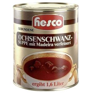 Hesco - Gebundene Ochsenschwanz-Suppe Extra - 800ml