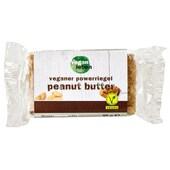 Vegan Leben Veganer Powerriegel Peanut Butter Sportnahrung 95g
