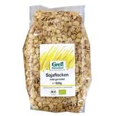 Grell Bio Sojaflocken mild geröstet 500g