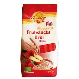 Antersdorfer Mühle Bio Hildegards Frühstücksbrei Dinkel 500g