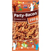 XOX Party Bacon Chips 250g