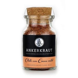 Ankerkraut Chili con Carne mild Gewürzmischung Gewürzzubereitung 75g