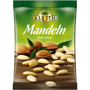 Kluth - Blanchierte Mandeln - 200g