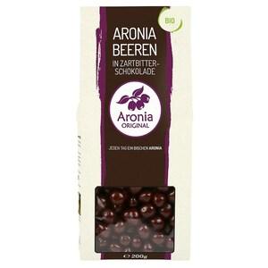 Aronia Bio Aroniabeeren in Zartbitterschokolade 200g