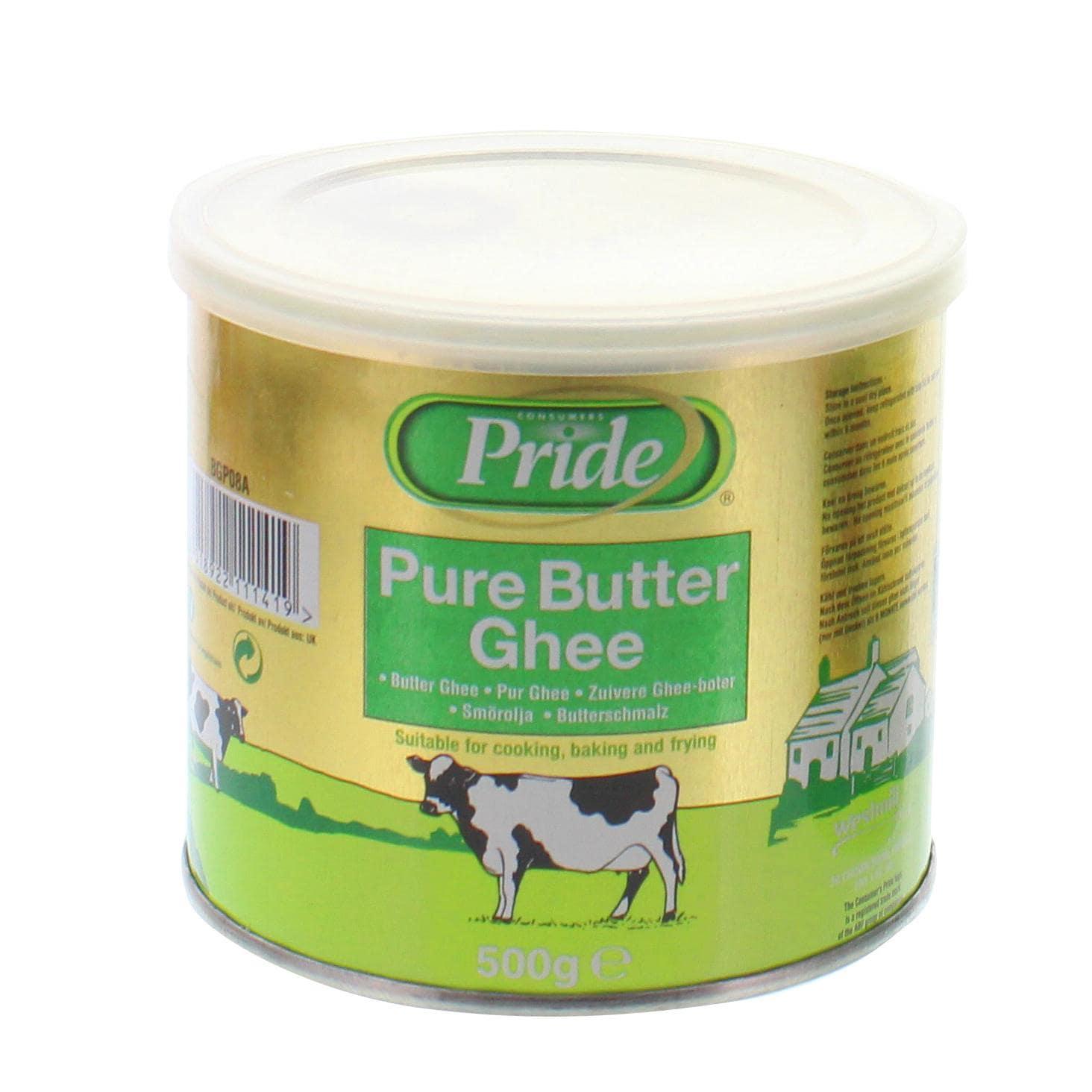 Pride - Pure Butter Ghee Butterschmalz - 500g