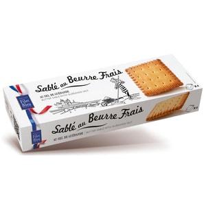 Filet Bleu - Sable au Beurre - Buttergebäck - 130g