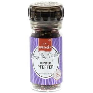Hartkorn - Grind'n Spice Bunter Pfeffer - 49g
