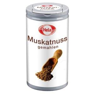 Hela - Muskatnuss gemahlen - 50g