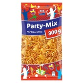 XOX Party-Mix Paprika-Style Chips 300g
