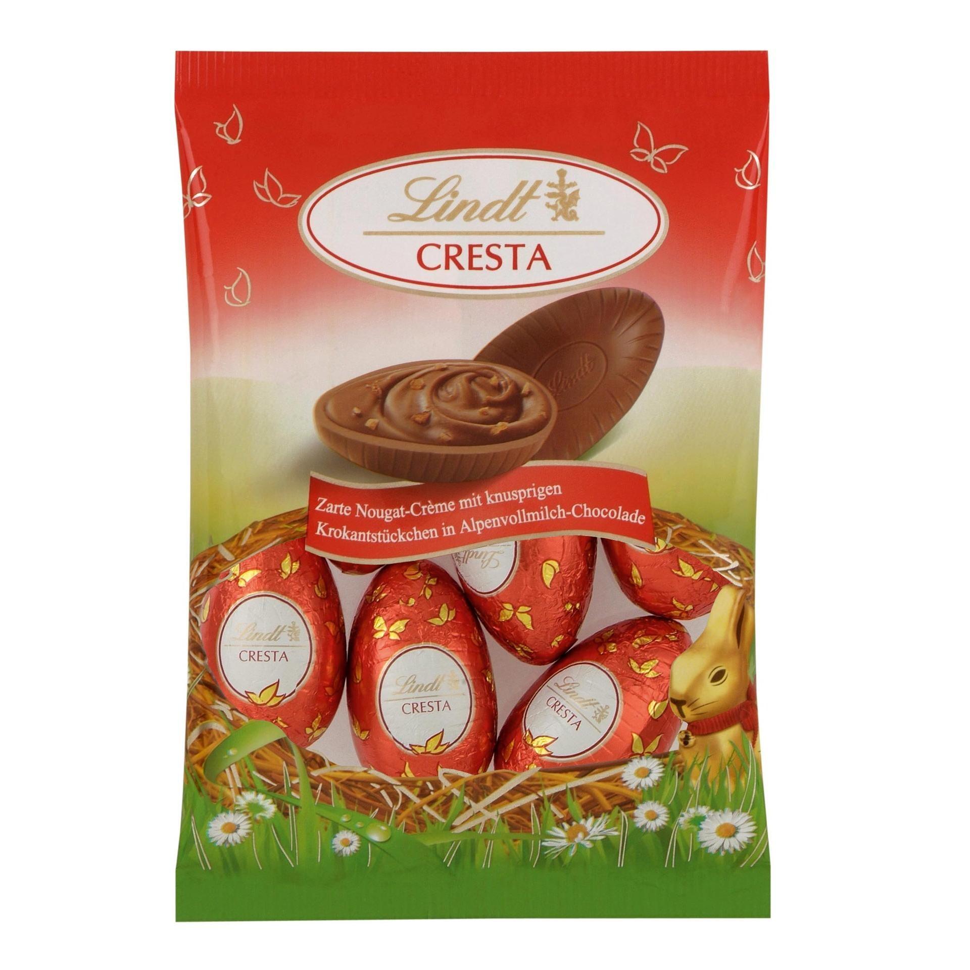 Lindt Cresta-Eier 90g, 5 Stück
