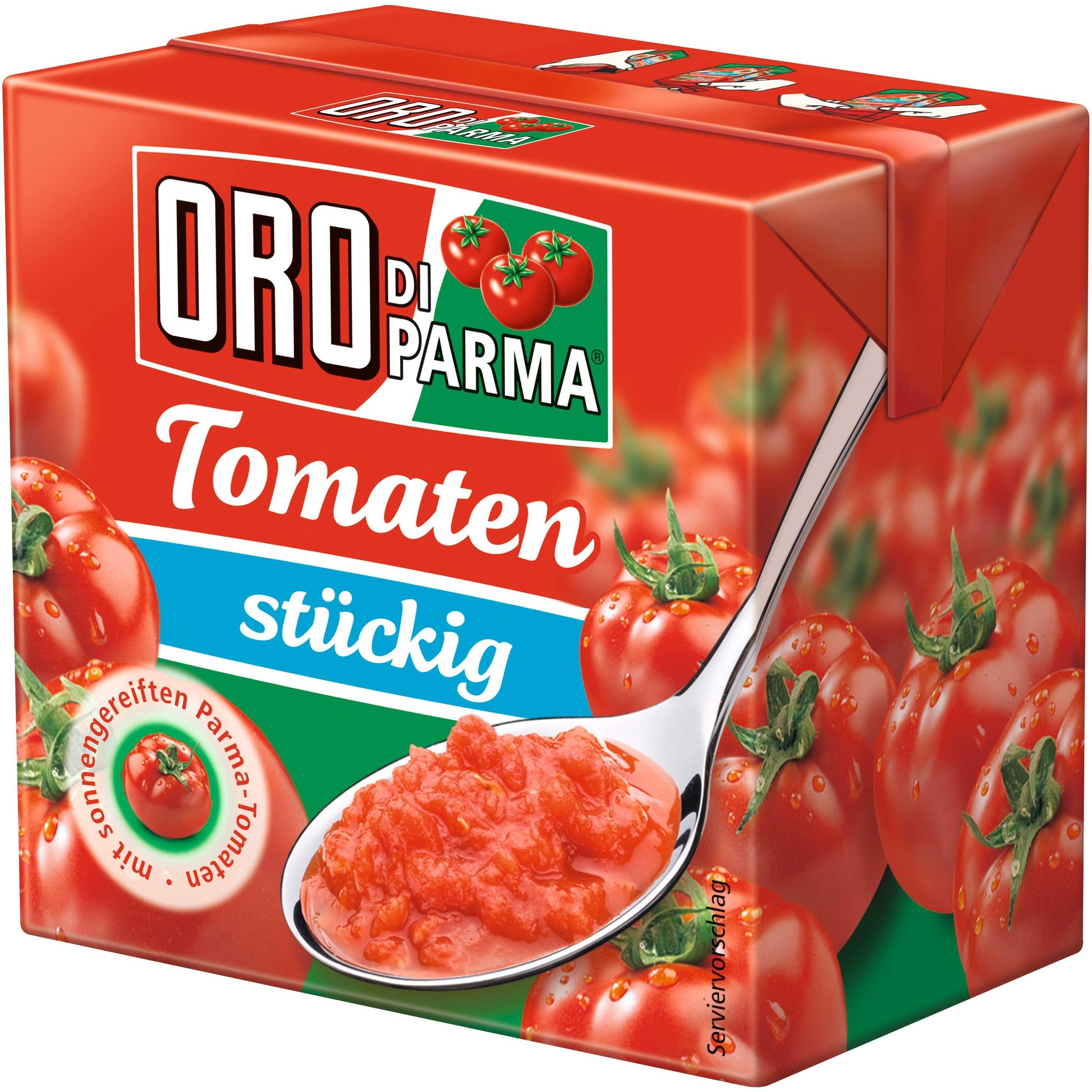 Oro di Parma - Tomaten stückig - 250g