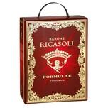 Barone Ricasoli Formulae Rosso Rotwein 12,5%BaginBox 3,0l