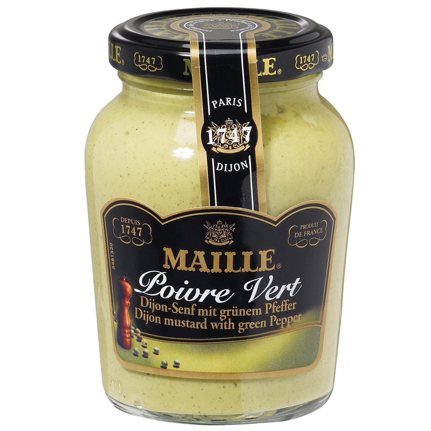 Maille - Dijonsenf mit Pfeffer - 200ml