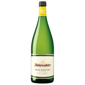 Bickensohler Grauer Burgunder QbA Weißwein trocken 13% 1,0l