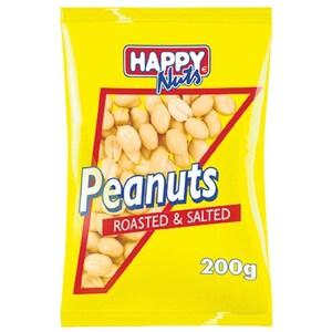 Happy Nuts - Erdnüsse gesalzen - 200g