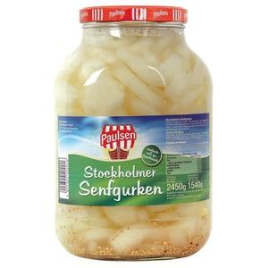 Paulsen Stockholmer Senfgurken 1,54kg