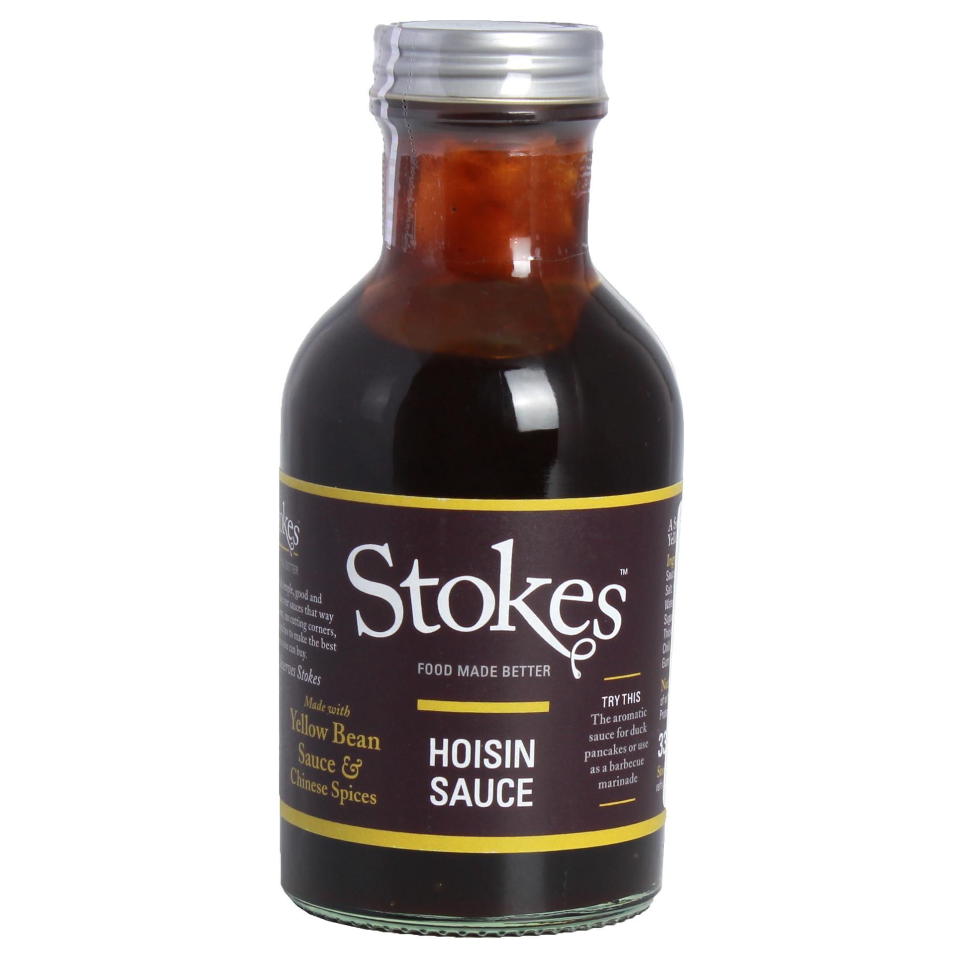 Stokes - Hoisin Sauce Barbecuesauce - 260ml