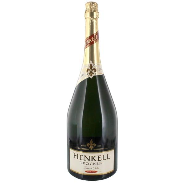 Henkell Sekt Trocken Schaumwein 11,5% 3,0l